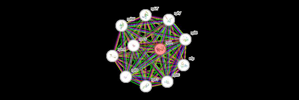 STRING of Mpn220
