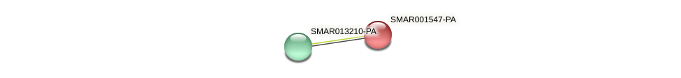 SMAR001547-PA protein (Strigamia maritima) - STRING interaction network