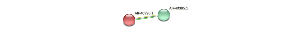 AIF40396.1 protein (Dermacoccus nishinomiyaensis) - STRING interaction network