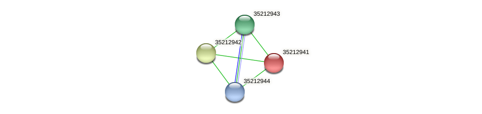 gll2373 protein (Gloeobacter violaceus) - STRING interaction network