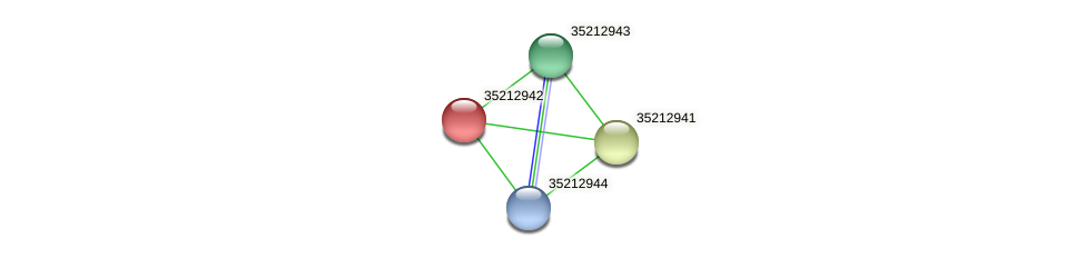 gll2374 protein (Gloeobacter violaceus) - STRING interaction network