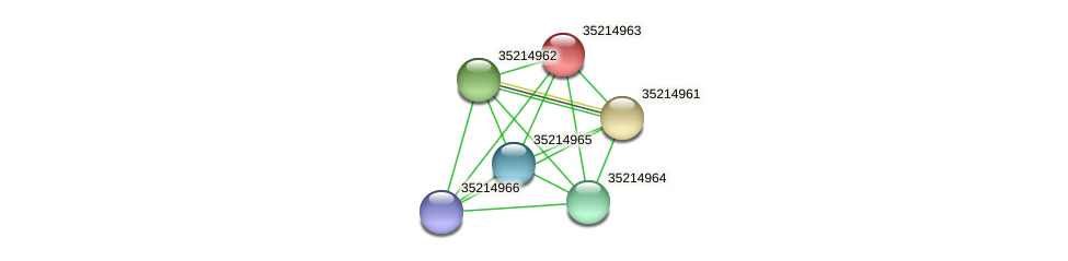 gll4388 protein (Gloeobacter violaceus) - STRING interaction network