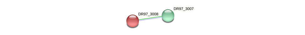 DR97_3008 protein (Pseudomonas aeruginosa) - STRING interaction network