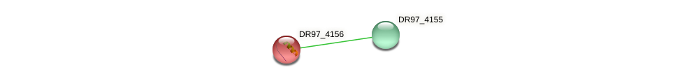 DR97_4156 protein (Pseudomonas aeruginosa) - STRING interaction network