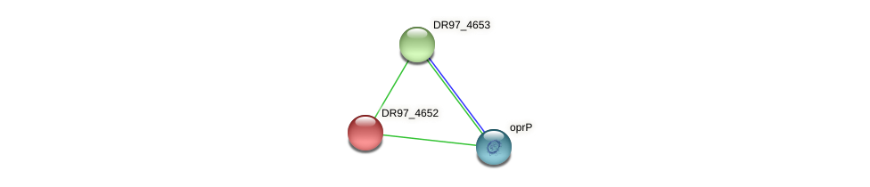 DR97_4652 protein (Pseudomonas aeruginosa) - STRING interaction network
