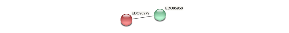 EDO96279 protein (Chlamydomonas reinhardtii) - STRING interaction network