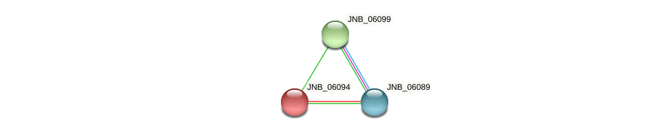 JNB_06094 protein (Janibacter sp. HTCC2649) - STRING interaction network