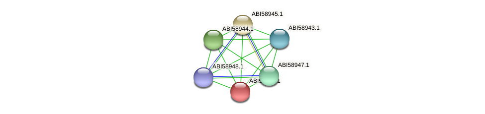 Neut_0674 protein (Nitrosomonas eutropha) - STRING interaction network