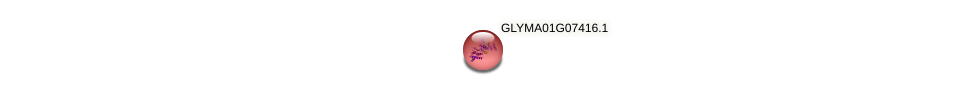 GLYMA01G07416.1 protein (Glycine max) - STRING interaction network