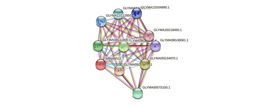 GLYMA02G43770.1 protein (Glycine max) - STRING interaction network