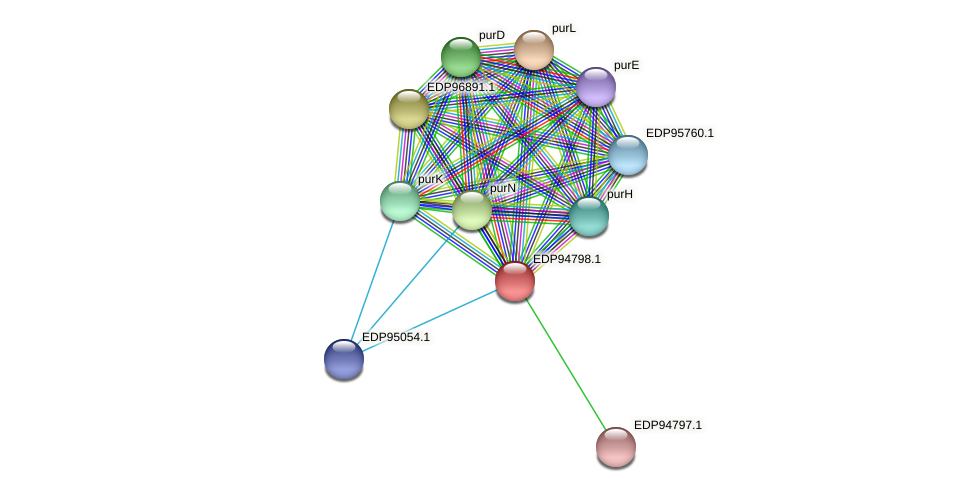 KAOT1_01190 protein (Kordia algicida) - STRING interaction network