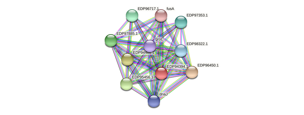 KAOT1_10106 protein (Kordia algicida) - STRING interaction network