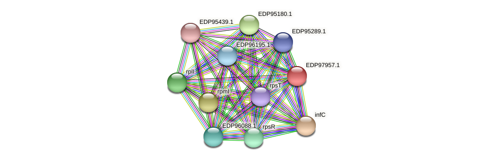 KAOT1_12107 protein (Kordia algicida) - STRING interaction network