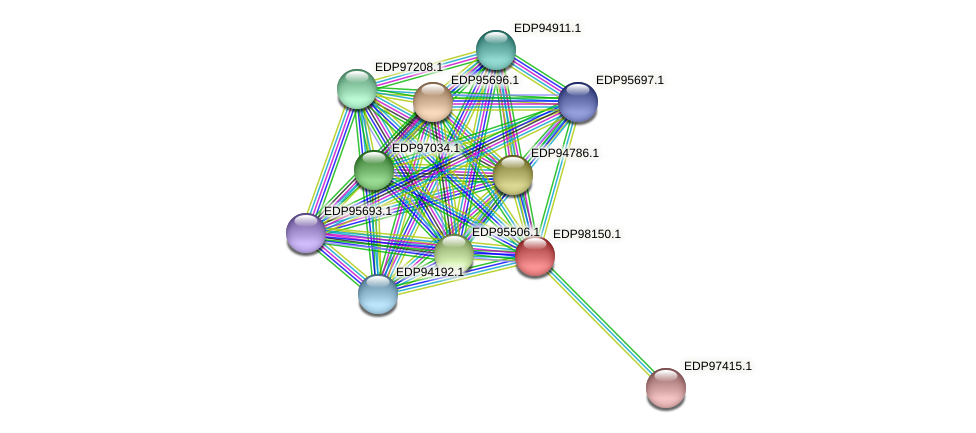 KAOT1_13072 protein (Kordia algicida) - STRING interaction network