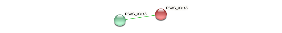 RSAG_03145 protein (Ruminococcus sp. 5139BFAA) - STRING interaction network
