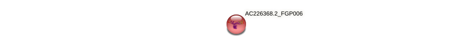 AC226368.2_FGP006 protein (Zea mays) - STRING interaction network