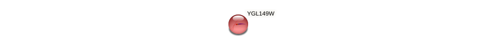 YGL149W protein (Saccharomyces cerevisiae) - STRING interaction network