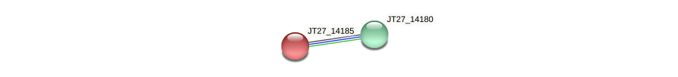 JT27_14185 protein (Alcaligenes faecalis) - STRING interaction network