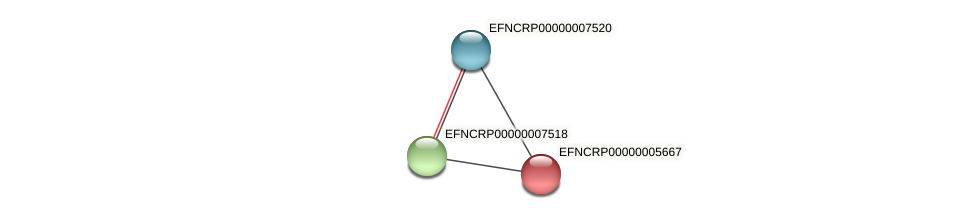 EFNCRP00000005667 protein (Neurospora crassa) - STRING interaction network