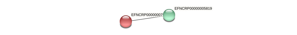EFNCRP00000007995 protein (Neurospora crassa) - STRING interaction network