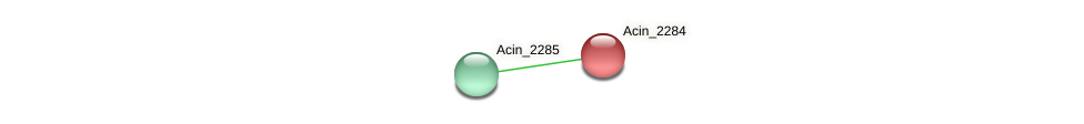 Acin_2284 protein (Acidaminococcus intestini) - STRING interaction network