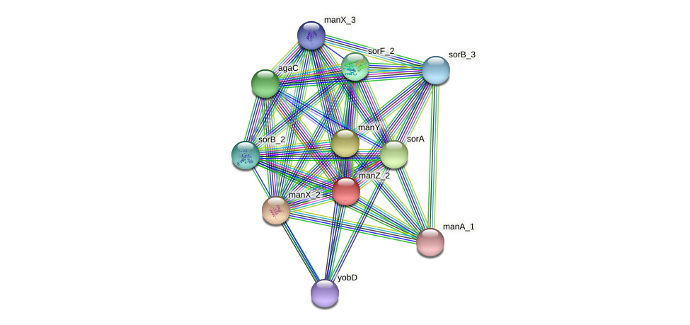 JG24_15740 protein (Klebsiella pneumoniae) - STRING interaction network