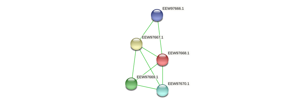 GCWU000321_01664 protein (Dialister invisus) - STRING interaction network