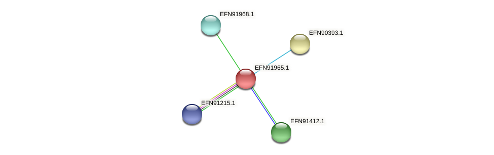 HMPREF9018_0415 protein (Prevotella amnii) - STRING interaction network