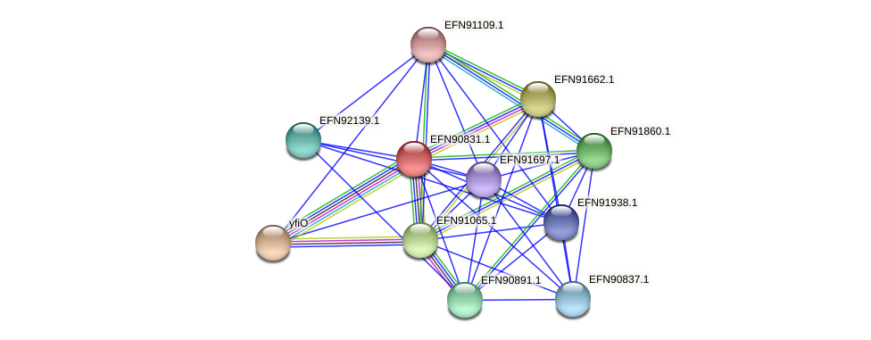 HMPREF9018_0717 protein (Prevotella amnii) - STRING interaction network