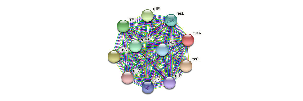 Mettu_1336 protein (Methylobacter tundripaludum) - STRING interaction network