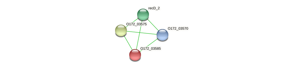 O172_03585 protein (Chlamydia trachomatis) - STRING interaction network
